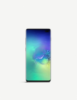 SAMSUNG Galaxy S10+ phone 128gb Green