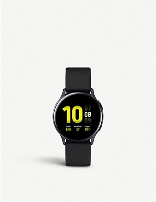 SAMSUNG: Galaxy Active2 aluminium smart watch 44mm