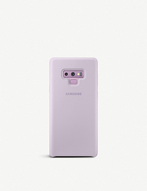 SAMSUNG - Galaxy S8 Soft Touch silicone cover | Selfridges com