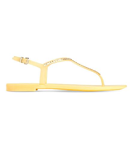 b899bf87e699 LK BENNETT Lola jelly sandals (Yel-lemon