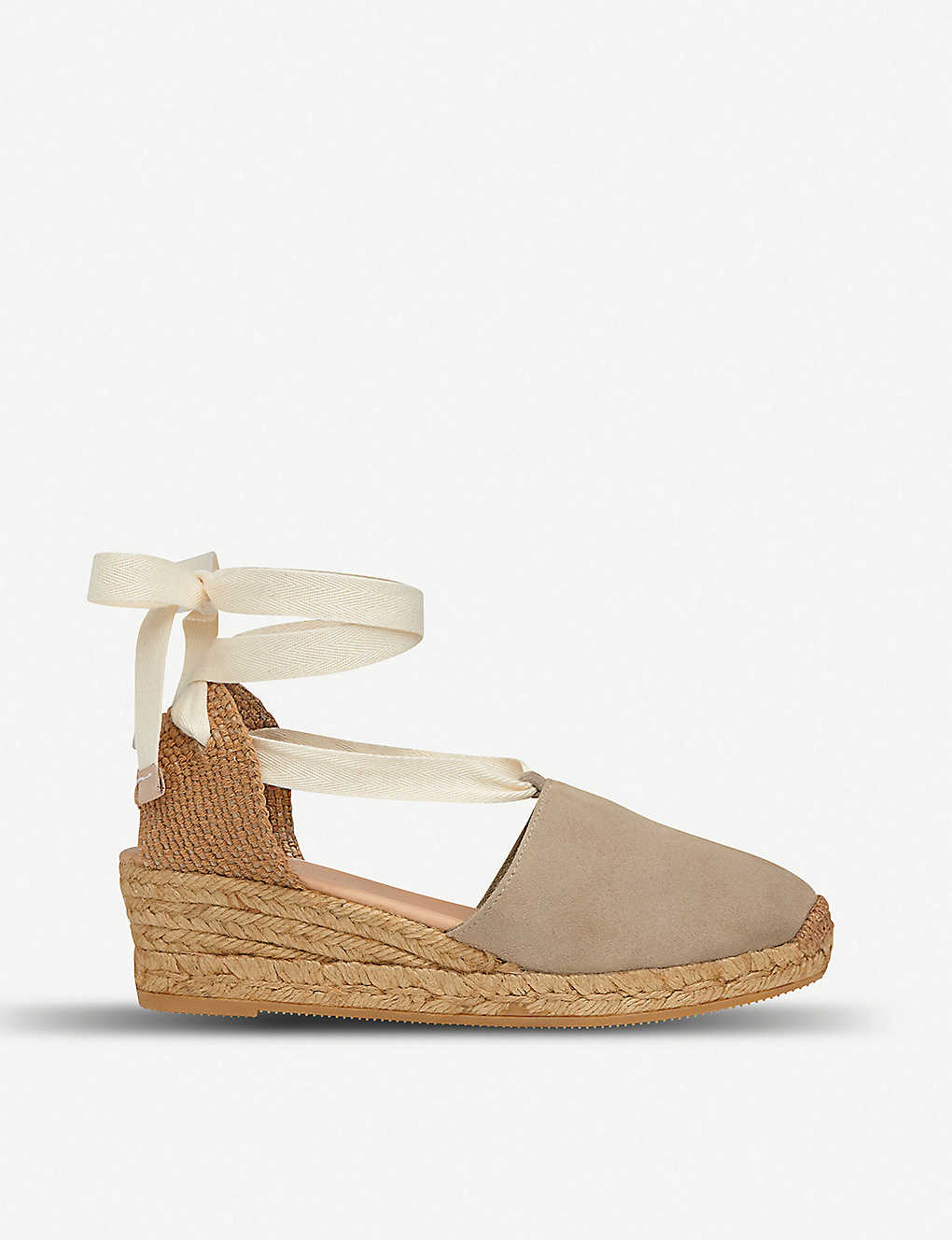 111513eb124 Mable suede wedge espadrilles