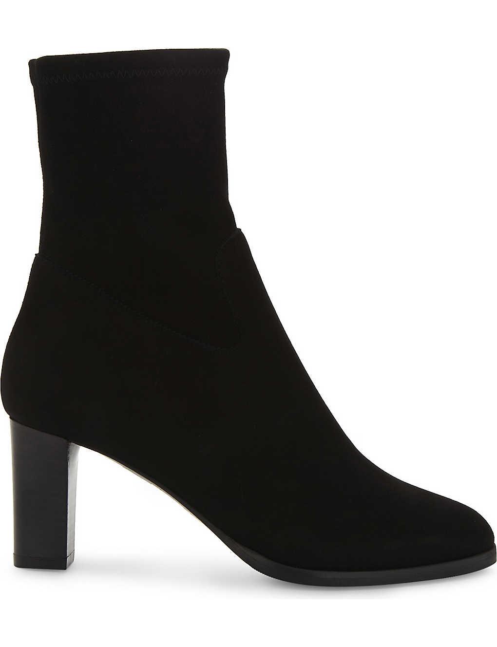 e5245e2c2 LK BENNETT - Kayla stretch-suede ankle boots | Selfridges.com
