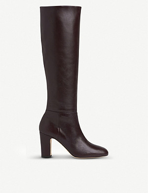 LK BENNETT Kristen knee-high leather boots
