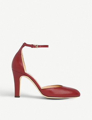 LK BENNETT Xandra leather courts