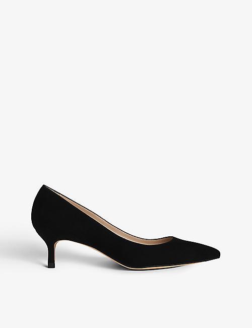 55bb9d151f9 LK BENNETT - Mid heel - Courts - Heels - Womens - Shoes - Selfridges ...