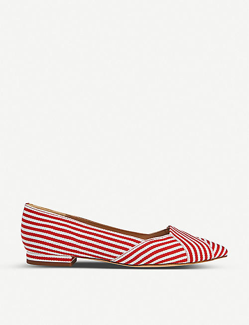 LK BENNETT Savannah leather ballet flats