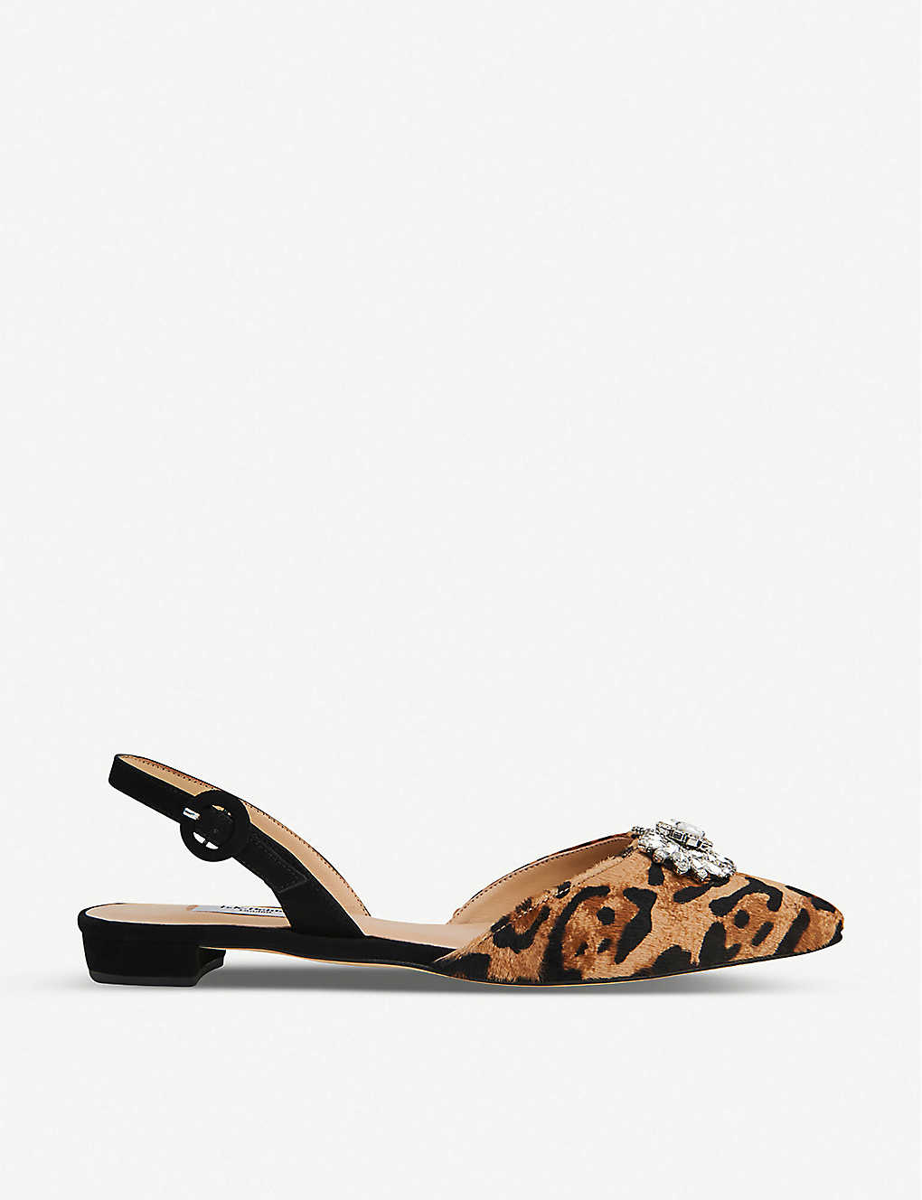 LK BENNETT: Licy leather flats