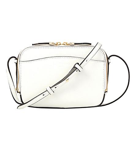 d733d4eb0aec LK BENNETT - Mariel boxy leather cross-body bag | Selfridges.com