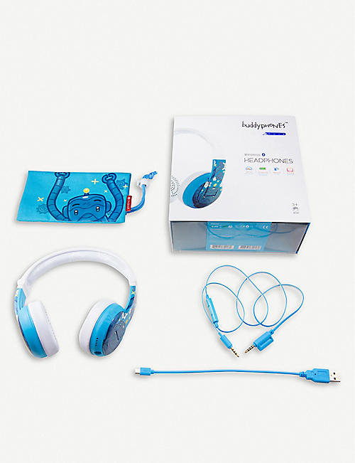 SODA Buddyphones Wave wireless headphones