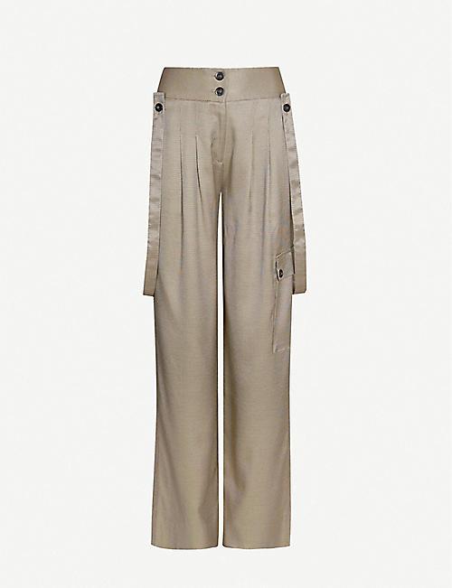 aa06beaab Trousers - Clothing - Womens - Selfridges | Shop Online