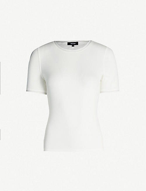 d1ce7b9af658 ME AND EM - T-shirts   Vests - Tops - Clothing - Womens - Selfridges ...
