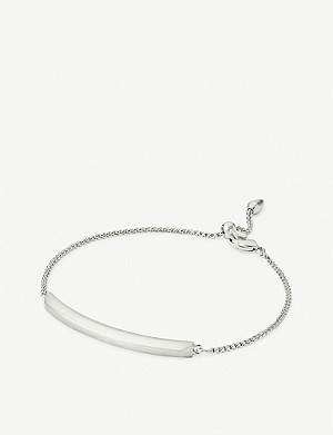 KENDRA SCOTT Eloise Ann 14ct yellow-gold-plated bracelet