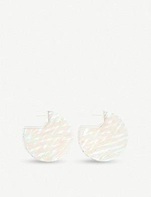 KENDRA SCOTT Kai iridescent earrings
