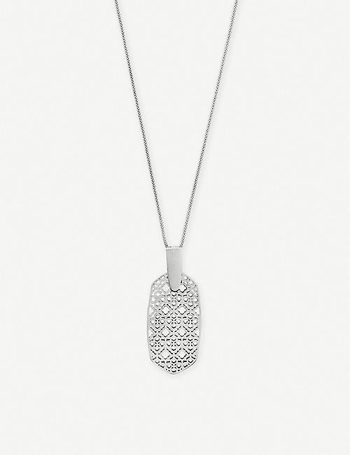 e0d2dbc7f37f KENDRA SCOTT Inez filigree pendant necklace