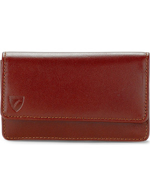 ASPINAL OF LONDON Business and credit card case