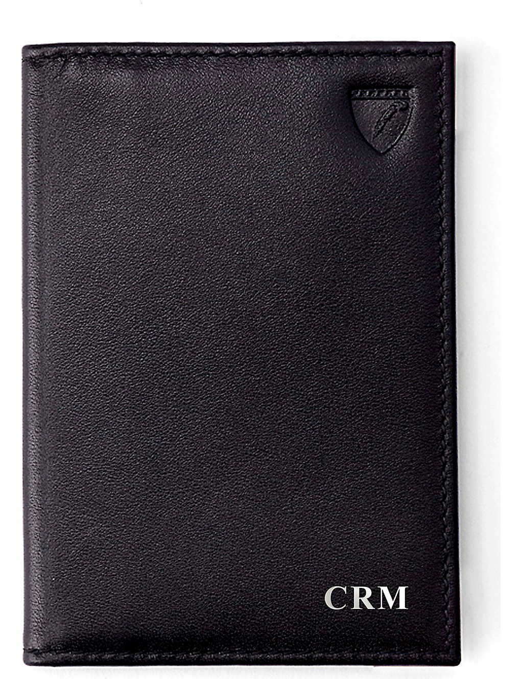 quality design 27572 609a2 Double-fold leather card case