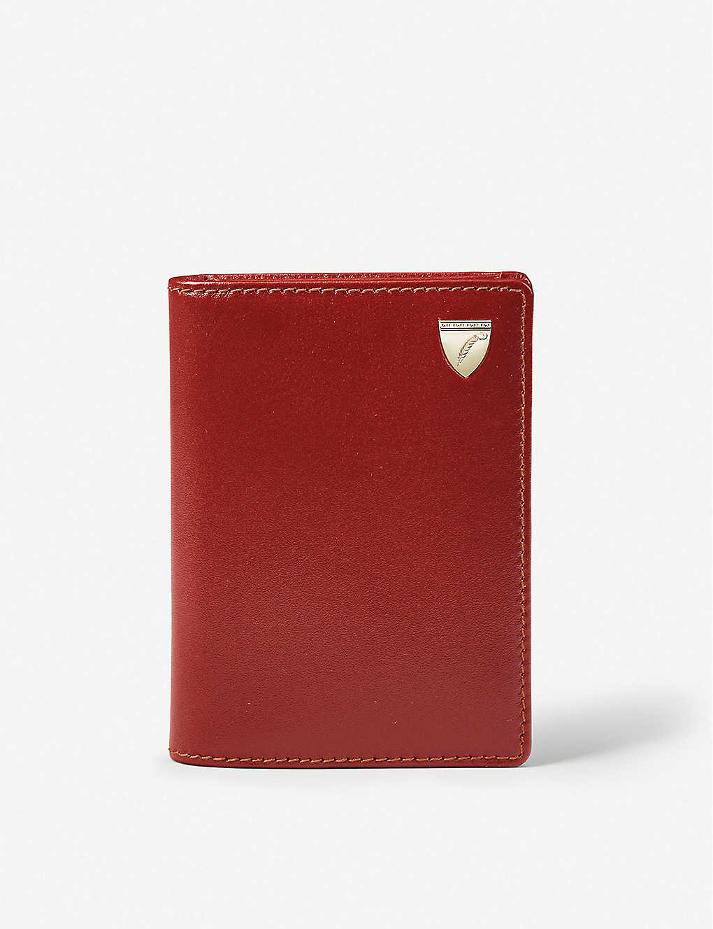 ASPINAL OF LONDON: Leather business card and credit card holder