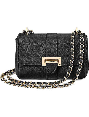 ASPINAL OF LONDON Micro Lottie shoulder bag