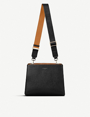 ASPINAL OF LONDON Small Ella leather hobo bag