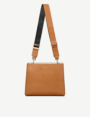 ASPINAL OF LONDON Ella leather hobo bag