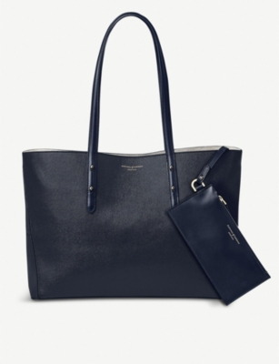 ASPINAL OF LONDON Regent leather tote bag