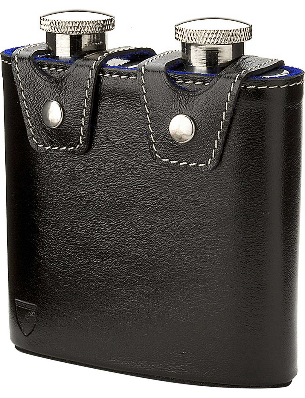 ASPINAL OF LONDON: Double hip flask