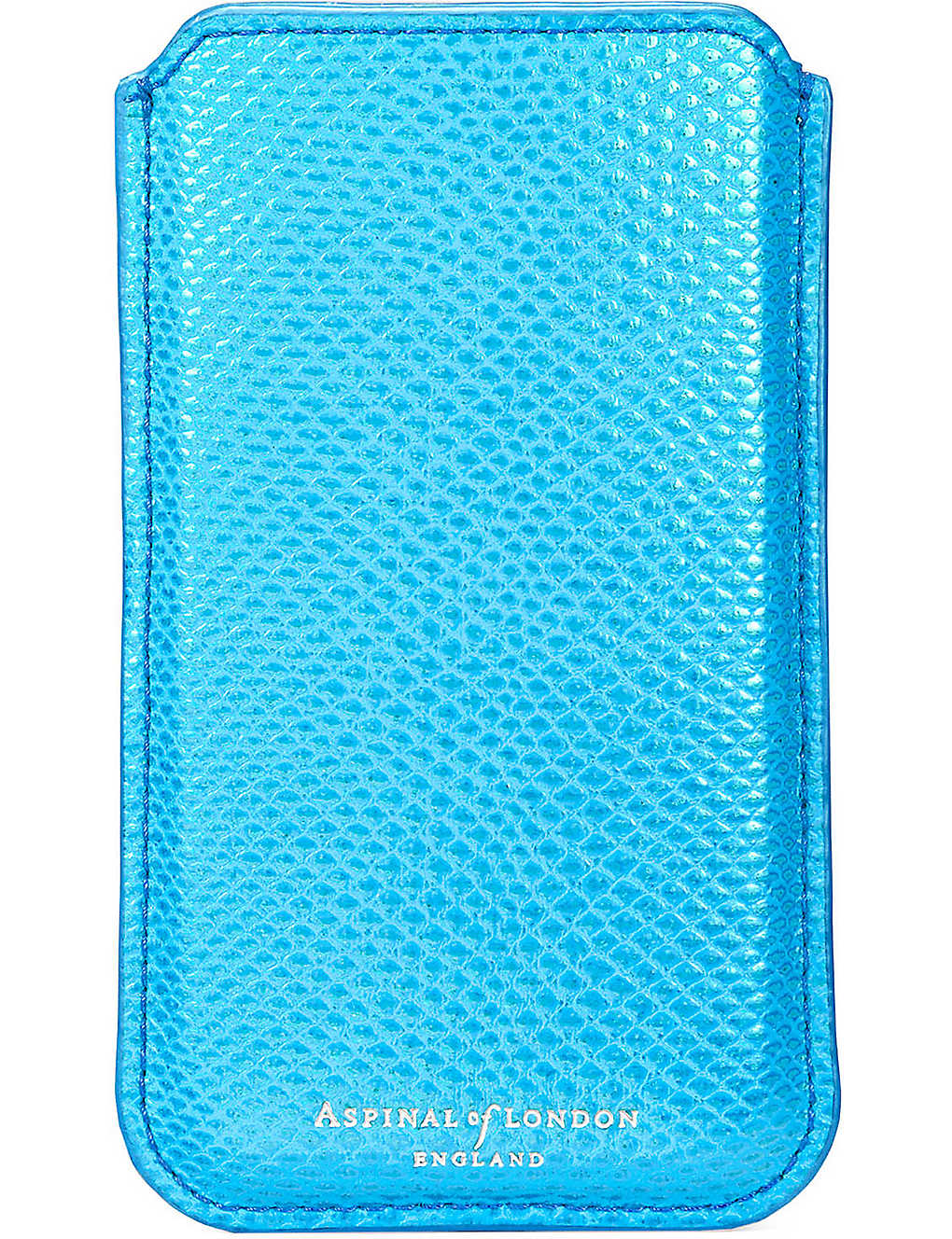 buy online 2c520 57ac6 ASPINAL OF LONDON - Lizard-effect leather samsung galaxy 6s case ...