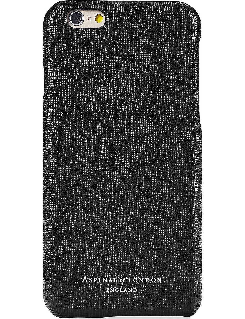 wholesale dealer 40e63 82f4c ASPINAL OF LONDON - Saffiano iPhone 6/6s leather case   Selfridges.com