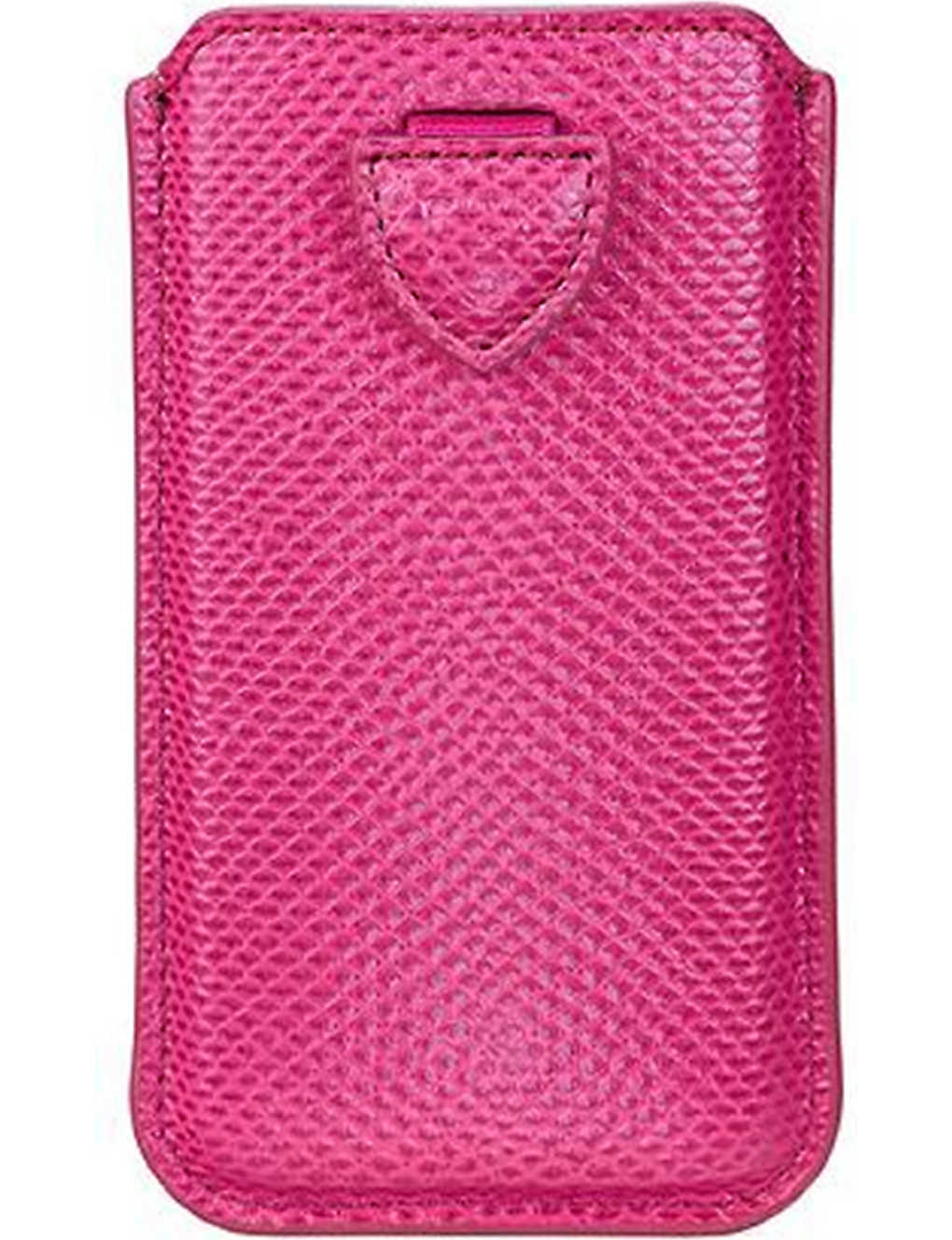 competitive price 08bc1 c585b ASPINAL OF LONDON - Lizard-embossed leather iPhone 6 case ...