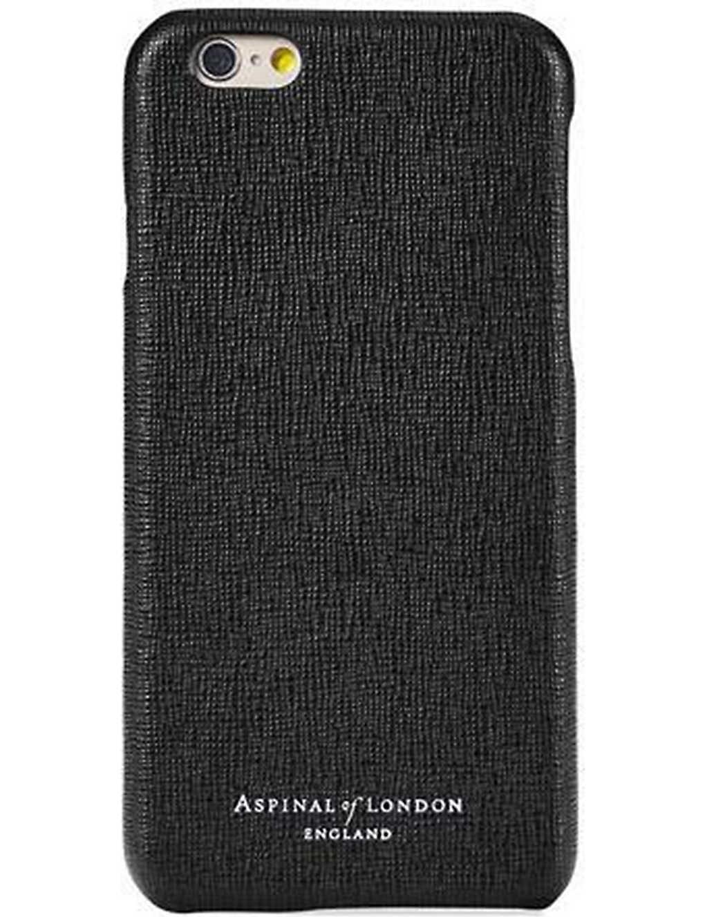 online store 5e4d6 50e88 ASPINAL OF LONDON - Saffiano leather iPhone 7 case | Selfridges.com