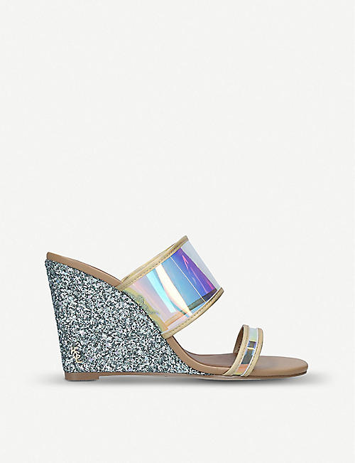 17b53a938b KURT GEIGER LONDON - Sandals - Womens - Shoes - Selfridges | Shop Online