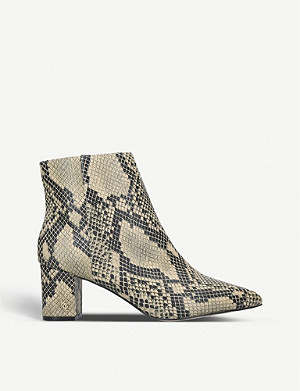 KURT GEIGER LONDON Burlington ankle boot