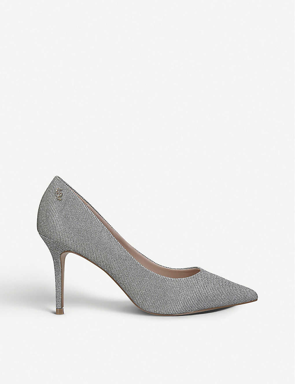 KURT GEIGER LONDON: Penina metallic courts