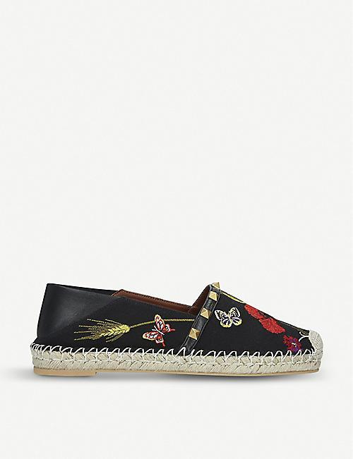 62391c1659b Espadrilles - Flats - Womens - Shoes - Selfridges