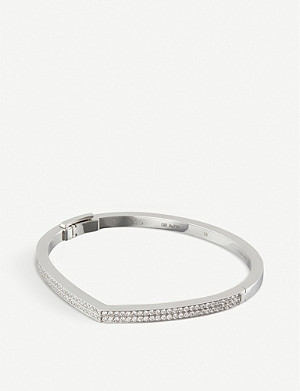 REPOSSI Antifer 18ct rose-gold and diamond pave bracelet