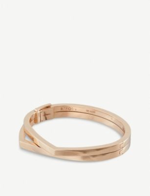 REPOSSI Antifer rose-gold bracelet