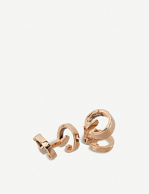 REPOSSI Berbère 18ct rose-gold earrings