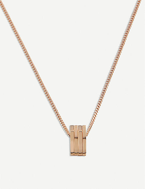 REPOSSI Antifer 18-ct gold necklace