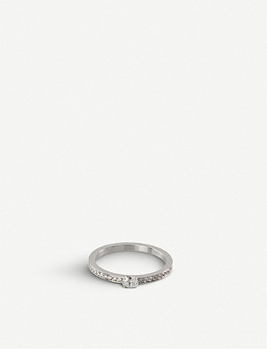 REPOSSI Harvest 18ct white-gold and diamond ring