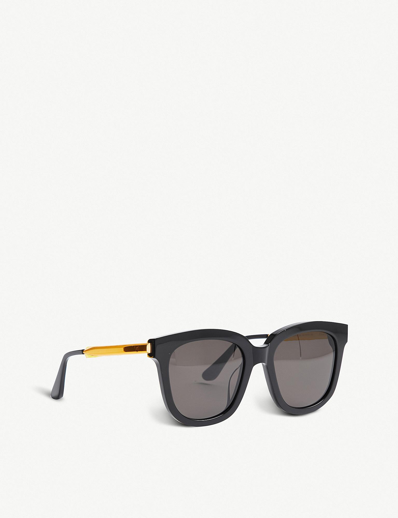 08e688964d88 GENTLE MONSTER - Absente acetate sunglasses