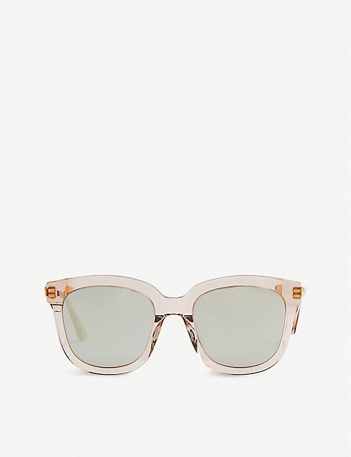 c96d56e6bc GENTLE MONSTER - Absente acetate sunglasses