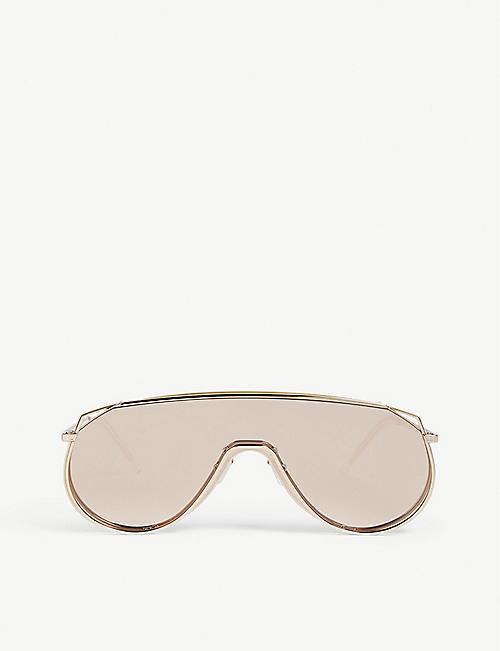 488983d696b0 GENTLE MONSTER Afix stainless steel sunglasses