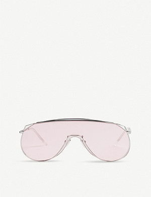 GENTLE MONSTER Afix stainless steel sunglasses