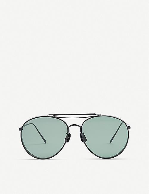 b87643d5cb0c GENTLE MONSTER - Big Bully titanium sunglasses