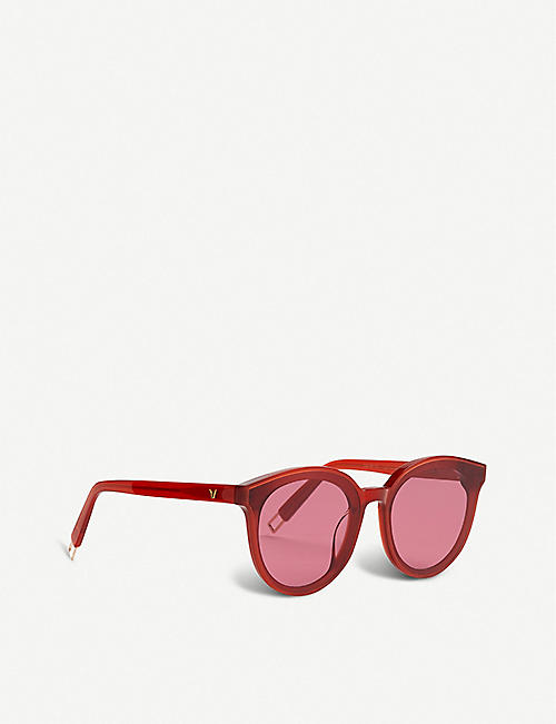 GENTLE MONSTER Black Peter acetate sunglasses