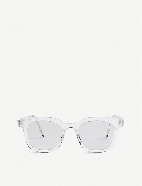 355ac45ae84 GENTLE MONSTER Dal Lake acetate sunglasses