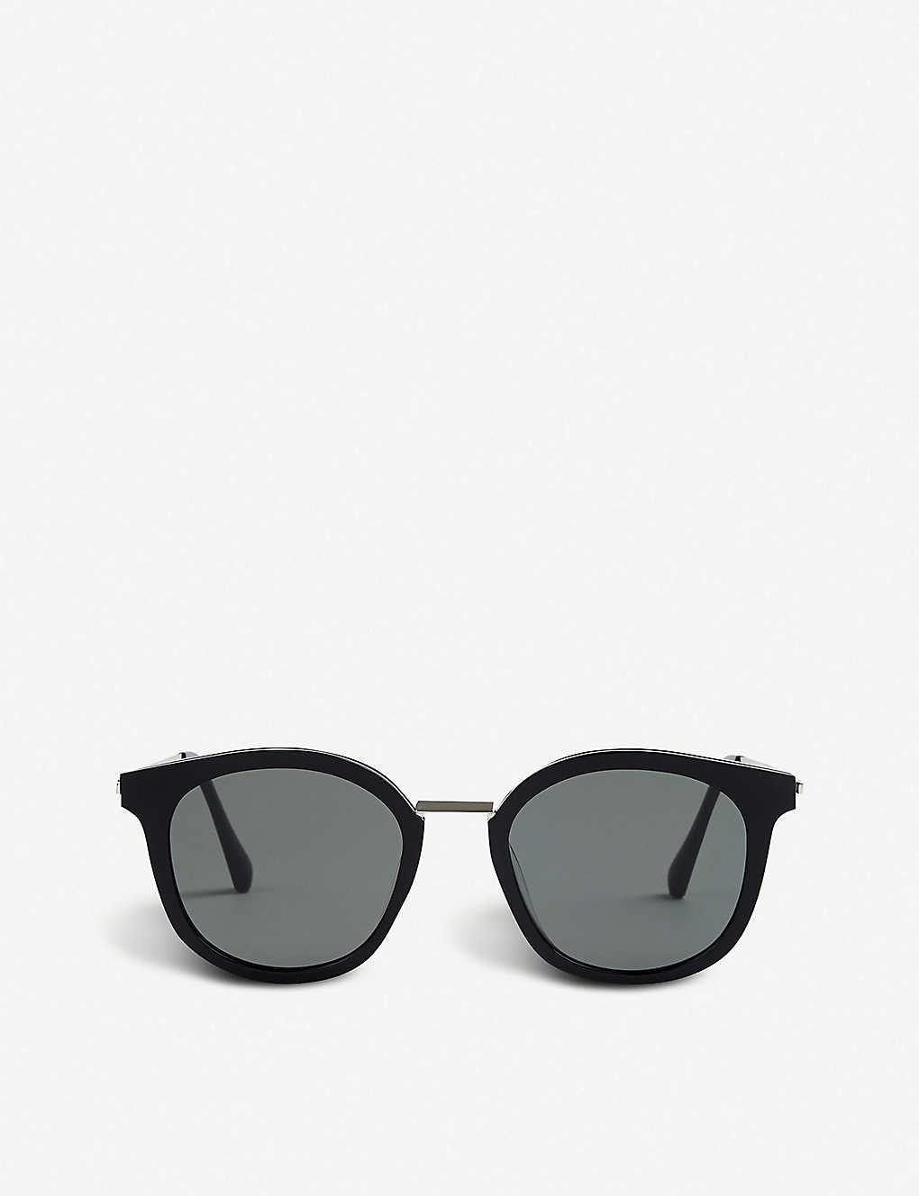 84ea6337b70a7 GENTLE MONSTER - Dim acetate and stainless steel sunglasses ...