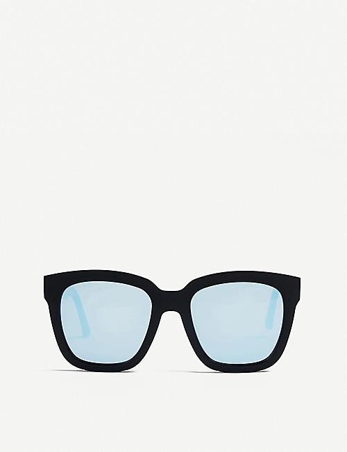 6fbf7c0883ee GENTLE MONSTER Dreamer Hoff mirrored acetate sunglasses