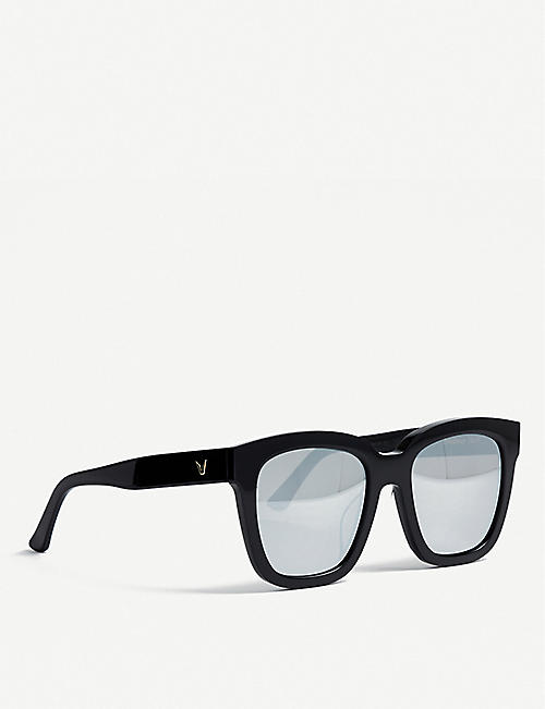 GENTLE MONSTER Dreamer Hoff mirrored acetate sunglasses