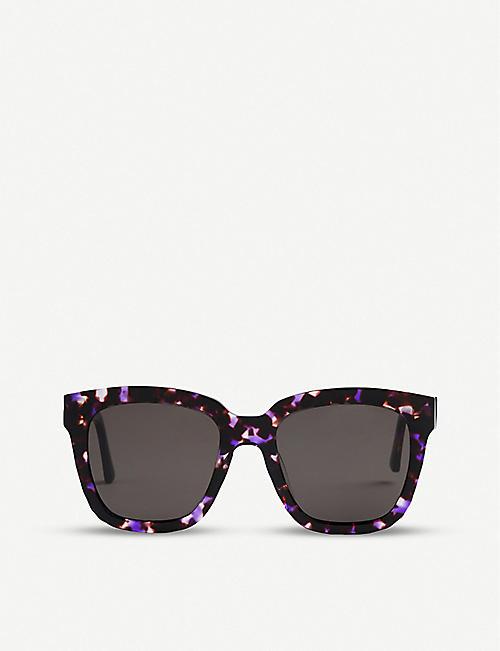 e1b974db92 GENTLE MONSTER - Dreamer Hoff mirrored acetate sunglasses ...